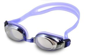 HD Electroplate Anti-Fog Swimming Goggles with Customized Logo pictures & photos