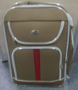 Skd Trolley Luggage 4PCS pictures & photos