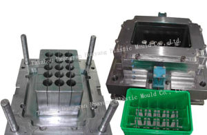 Plastic Mould for Beer Crate pictures & photos