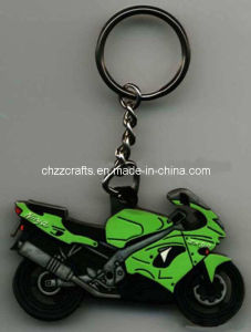 Plastic Keychain (promotional gift)