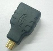 ZVCMINI-018 HDMI 19P/F-D Model (MICRO) M HDMI Adapter