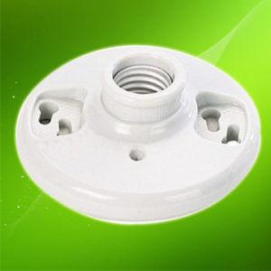 "4 1/2"" Porcelain Lamp Holder/Ceramics Lamp Holder E27/E26 VDE Ce (HC507C) pictures & photos"