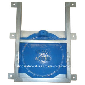 Square Penstock Valve to Be Used in The Water Treat