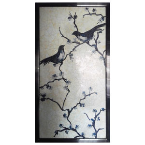 Background Wall Modern Ornaments Pictures Stained Glass Mosaic Pattern pictures & photos