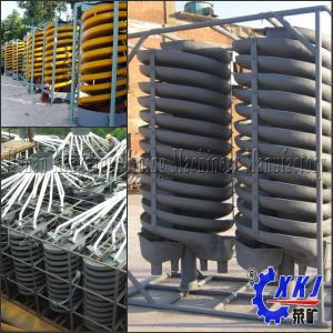 Superior Quality Tungsten Spiral Chute Concentration pictures & photos