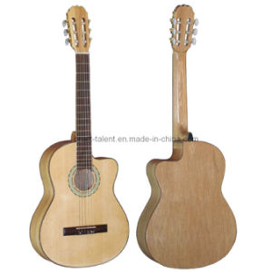 "39"" Middle Grade Classcial Guitar (CG-3960C) pictures & photos"