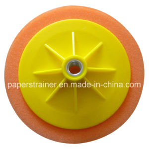 Foam Polishing Pad Orange 150X45mm pictures & photos