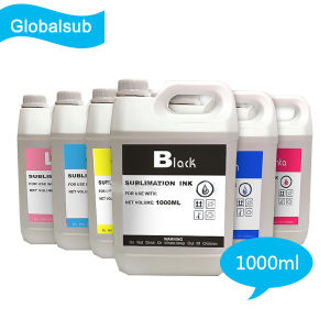 Sublimation Heat Press Ink for Transfer Printing 1000ml pictures & photos