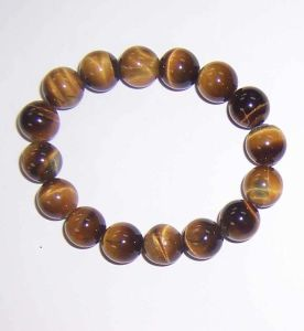 Semi Precious Stone Natural Crystal Tiger Eye Bracelet Bangles Jewelry pictures & photos