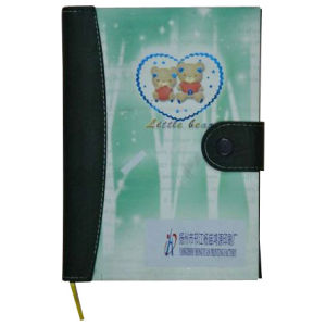 Leather Cover Notebook - 3
