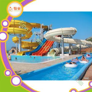 Fiberglass Water Slide Equipment for Water Amusement Park pictures & photos