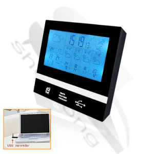 Weather Station Clock (SL-53035N)