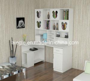 Home Furniture Wooden Cabinet Bookcase (Elizabeth) (SG1208-7)