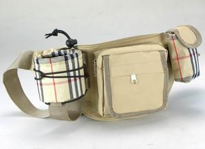 Promotional Canvas Waist Pouch Bag