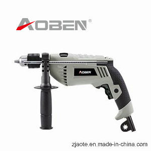13mm 710W Impact Drill with Soft Grip Handle (AT3222) pictures & photos