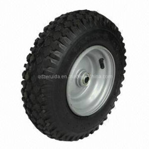High Quality12 Inch Rubber Wheel (PR1208) pictures & photos