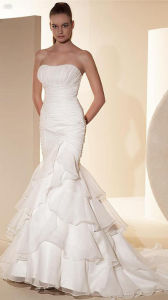 Custom-Made Bridal Dress, Wedding Gowns, Prom Dress, Evening Dress, Cocktail Dress - Wt405