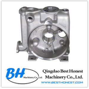Aluminum Casting Pump Body pictures & photos