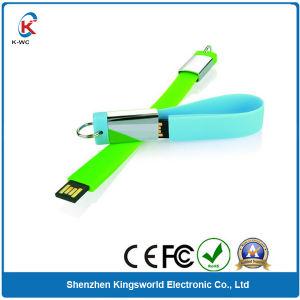 Silicon/Rubber Wristband USB Pen Drive (KW-0114)