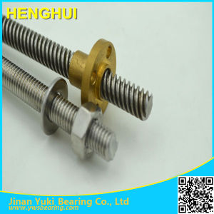8mm 16mm Lead Screw for 3D Printer Linear Bearing pictures & photos