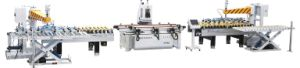 B Type Wooden Door Hardware-Hole Drilling Machine Line (B-line)