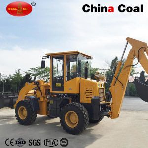 Factory Price Wz25-20 Backhoe Wheel Rock Loader pictures & photos