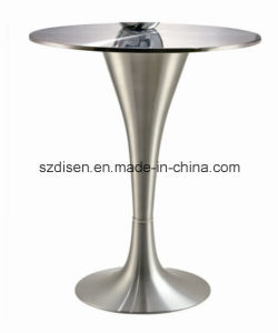 Unique Aluminium Alloy Bar Table (DS-T39) pictures & photos