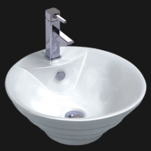 Classical Porcelain Kitchen Basin (6069) pictures & photos
