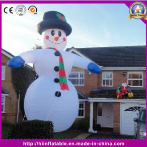 High Quality Outdoor Inflatable Snow Man for Christmas Party