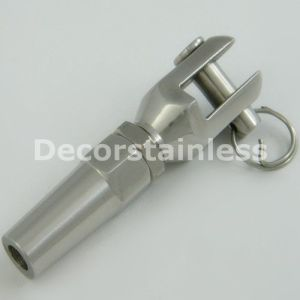 Stainless Steel Swageless Terminal Turnbuckle pictures & photos
