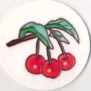 Decoratinve Ceramic Coaster (SYT-CCM108-32)