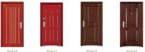 Steel Wooden Door (JDLW-049)