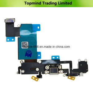 Original Charging Dock Port Flex Cable Ribbon for iPhone 6s Plus pictures & photos