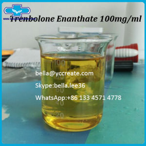 Premixed Steroids Oil Injectable Trenbolone Enanthate 200mg/Ml pictures & photos