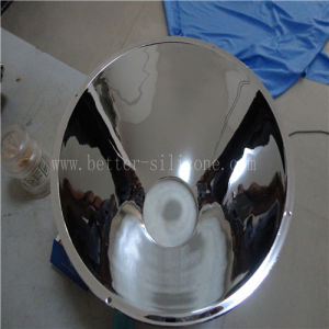 Electroplating Aluminum ABS LED Lamp Shade pictures & photos