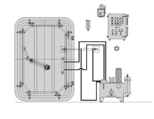 Marine Hydraulic Watertight Door pictures & photos