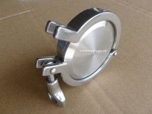 Sanitary Stainless Steel 304 Tri Clover Clamp with Ferrule pictures & photos