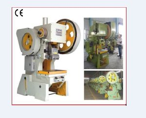 C-Frame Eccentric Power Press Machine/ Mechanical Obi Power Press with Air Clutch pictures & photos