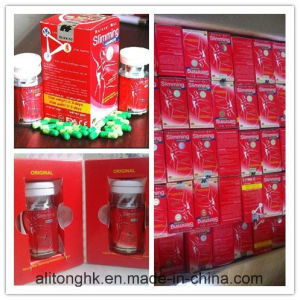 2016 Top Sale Natural Max Slimming Capsule (red) pictures & photos