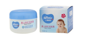 Professional Safe and Pure Baby Cream