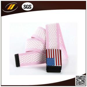 Wholesale Custom Utility Mens Webbing Canvas Ladies Belts (HJ15059)