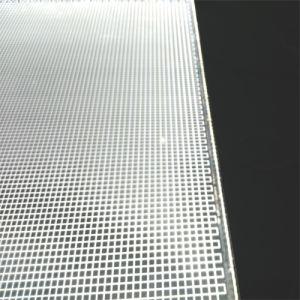 Mesh Pattern Light Guide Panel for LED Light Box