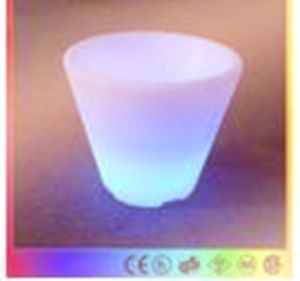 Bz-Fl001 Night Club RGB 16 Color Changing LED Ice Bucket pictures & photos