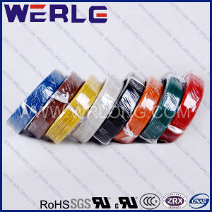 2 Sq. mm High Mechanical Strength FEP Insulated Wire and Cable pictures & photos