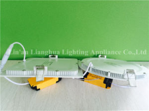 6500k 2700k 24W Round LED Panel Lamp pictures & photos