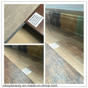 Flooring Environmental Protection Wood Corrosion Resistance PVC Click Vinyl Flooor