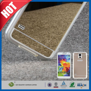 Mirror Soft TPU Ultra Thin Case for Samsung S5 I9600 pictures & photos