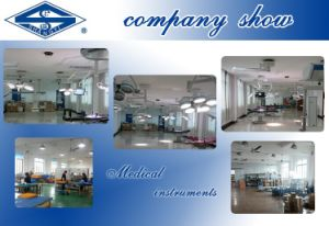 Surgical Equipment Operating Room Lighting Operation Lamp (SY02-LED3+5-TV) pictures & photos