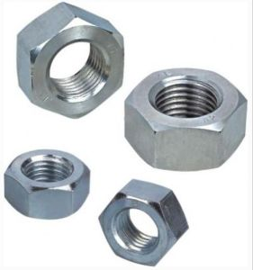 Alloy Steel Hexagon Nut DIN934 pictures & photos