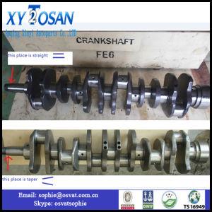 Autoparts Crankshaft for Nissan Fe6 RF8 Engine Shaft pictures & photos